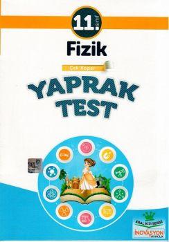 İnovasyon Yayıncılık 11. Sınıf Fizik Çek Kopar Yaprak test