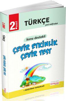 İnovasyon Yayıncılık 2. Sınıf Türkçe Çevir Etkinlik Çevir Test