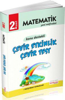 İnovasyon Yayıncılık 2. Sınıf Matematik Çevir Etkinlik Çevir Test