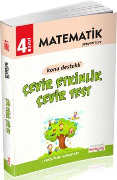 İnovasyon Yayıncılık 4. Sınıf Matematik Çevir Etkinlik Çevir Test