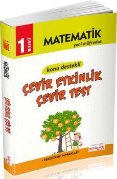 İnovasyon Yayıncılık 1. Sınıf Matematik Çevir Etkinlik Çevir Test