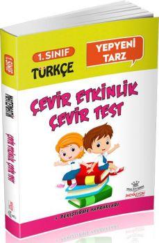 İnovasyon Yayıncılık 1. Sınıf Türkçe Çevir Etkinlik Çevir Test