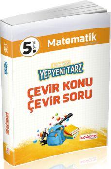 İnovasyon Yayıncılık 5. Sınıf Matematik Çevir Konu Çevir Soru