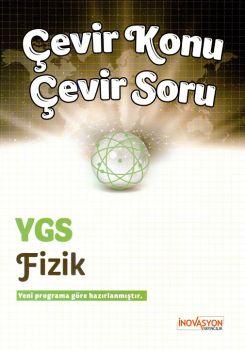İnovasyon Yayıncılık YGS Fizik Çevir Konu Çevir Soru