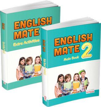 İnovasyon Yayıncılık 2. Sınıf English Mate Book Extra Actives