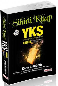 İnovasyon Yayıncılık YKS 1. Oturum TYT Konu Anlatımlı