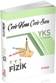 İnovasyon Yayıncılık YKS 1. Oturum TYT Fizik Çevir Konu Çevir Soru