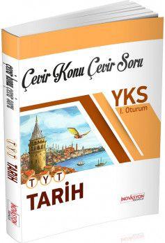 İnovasyon Yayıncılık YKS 1. Oturum TYT Tarih Çevir Konu Çevir Soru