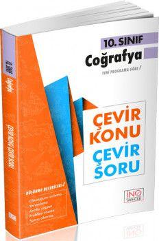İnovasyon Yayıncılık 10. Sınıf Coğrafya Çevir Konu Çevir Soru