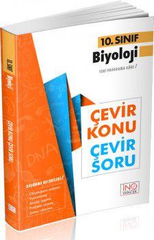 İnovasyon Yayıncılık 10. SınıfBiyoloji Çevir Konu Çevir Soru