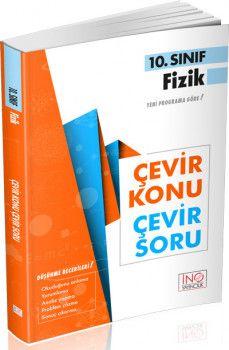 İnovasyon Yayıncılık 10. Sınıf Fizik Çevir Konu Çevir Soru