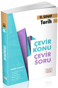 İnovasyon Yayıncılık 9. Sınıf Tarih Çevir Konu Çevir Soru