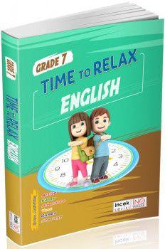 İnovasyon Yayıncılık 7. Sınıf Time To Relax English