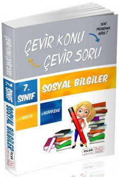 İnovasyon Yayıncılık 7. Sınıf Sosyal Bilgiler Çevir Konu Çevir Soru