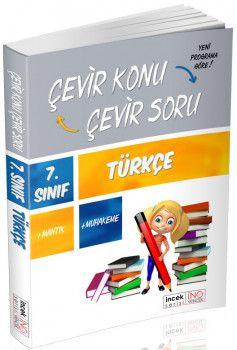 İnovasyon Yayıncılık 7. Sınıf Türkçe Çevir Konu Çevir Soru