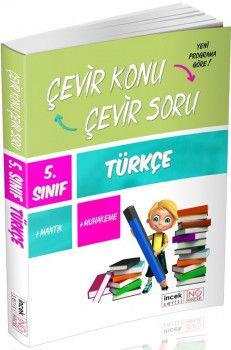 İnovasyon Yayıncılık 5. Sınıf Türkçe Çevir Konu Çevir Soru