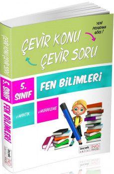 İnovasyon Yayıncılık 5. Sınıf Fen Bilimleri Çevir Konu Çevir Soru