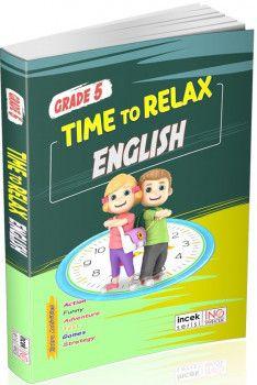 İnovasyon Yayıncılık 5. Sınıf Time To Relax English