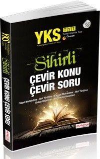 İnovasyon Yayınları YKS TYT 1. Oturum Sihirli Çevir Konu Çevir Soru