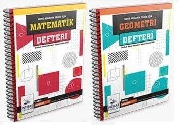 İntibak Yayınları 2021 DGS Matematik ve Geometri Video Destekli Akıllı Defter