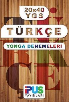 Ipus Yayınları YGS Türkçe 20X40 Yonga Denemeleri