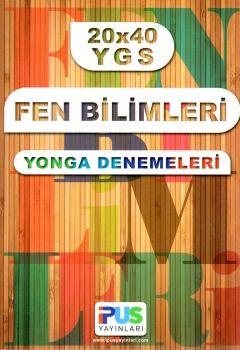 Ipus Yayınları YGS Fen Bilimleri 20X40 Deneme