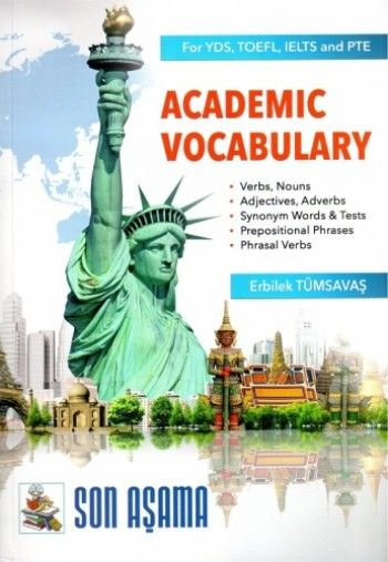 İrem For YDS TOEFL IELTS and PTE Akademıc Vocabulary