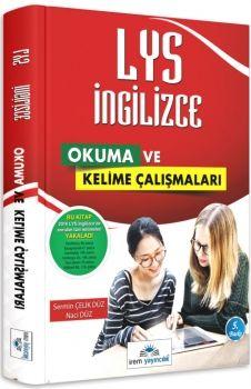 İrem Yayıncılık LYS İngilizce Okuma ve Kelime Çalışmaları