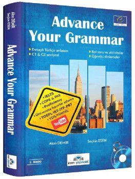 İrem Yayıncılık YDS YÖKDİL TOEFL Advance Your Grammar