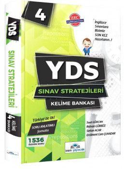 İrem Yayıncılık YDS Sınav Stratejileri Kelime Bankası