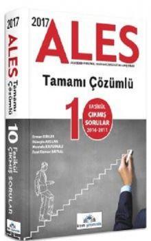 İrem Yayınları ALES 2017 Tamamı Çözümlü 10 Fasikül Çıkmış Sorular