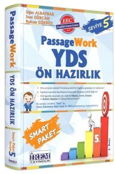 İrem Yayınları  YDS Passage Work Ön Hazırlık Seviye 5