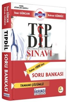 İrem Yayınları Tıp Dil Sınavı Tamamı Çözümlü Soru Bankası