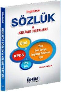 İrem Yayınları İngilizce Sözlük ve Kelime Testleri