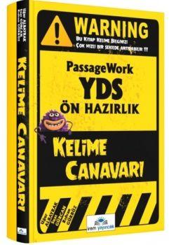 İrem Yayınları PassageWork YDS Ön Hazırlık Kelime Canavarı