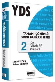İrem Yayınları YDS Tamamı Çözümlü Soru Bankası Serisi 2