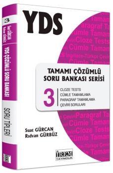 İrem Yayınları YDS Tamamı Çözümlü Soru Bankası Serisi 3