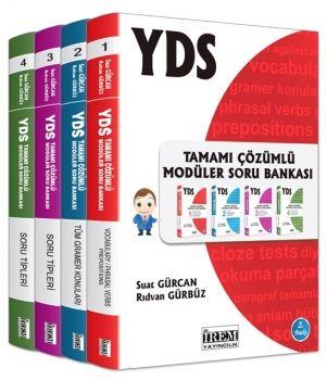 İrem Yayınları YDS Tamamı Çözümlü Soru Bankası Seti