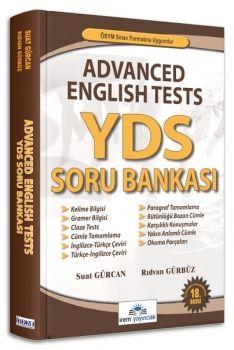 İrem Yayınları Advanced English Test YDS Soru Bankası