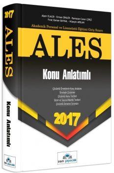 İrem Yayınları 2017 ALES Konu Anlatımlı