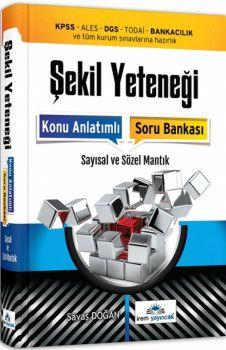 İrem Yayınları Şekil Yeteneği Soru Bankası