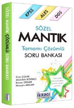 İrem Yayınları KPSS Sözel Mantık Soru Bankası