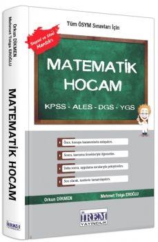 İrem Yayınları KPSS ALES DGS YGS Matematik Hocam