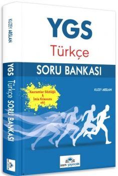 İrem Yayınları  YGS Türkçe Soru Bankası
