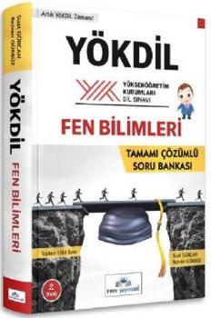 İrem Yayınları YÖKDİL Fen Bilimleri Tamamı Çözümlü Soru Bankası