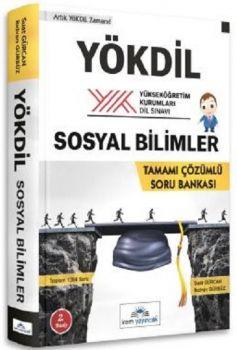 İrem Yayınları YÖKDİL Sosyal Bilimler Tamamı Çözümlü Soru Bankası