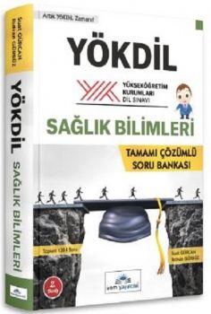 İrem Yayınları YÖKDİL Sağlık Bilimleri Tamamı Çözümlü Soru Bankası