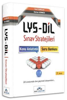 İrem Yayınları LYS Dil Sınav Stratejileri Konu Anlatımlı Soru Bankası 7. Baskı