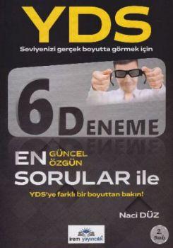 İrem Yayınları 2017 YDS 6 Deneme Sınavı