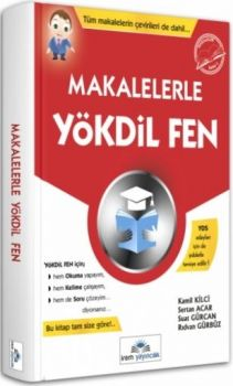 İrem Yayınları  Makalelerle YÖKDİL Fen
